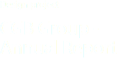 Design project CGB Group - Annual Report