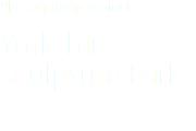 Photography project Yorkshire