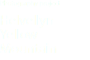 Photography project Helvellyn
